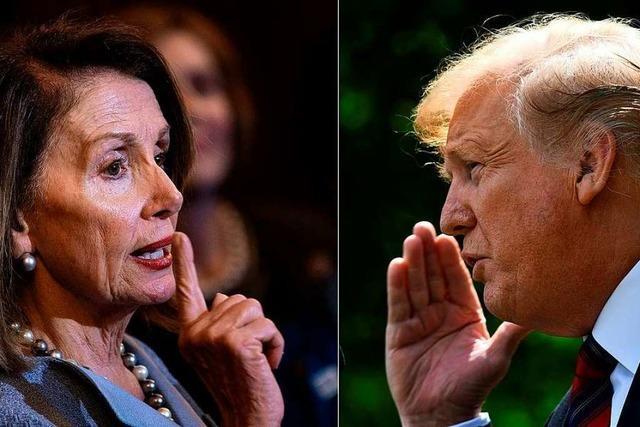 In wenigen Tagen ist Trumps Ära vorbei – was soll da eine Amtsenthebung?