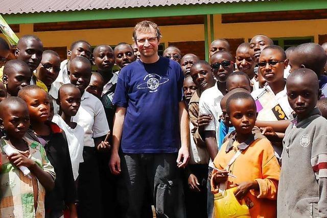 Freiburger Religionslehrer engagiert sich gegen das Elend in Burundi