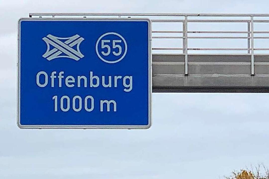 Südlich des Kreuz Offenburg ist am Die...schwerer Unfall passiert (Symbolbild).  | Foto: Helmut Seller