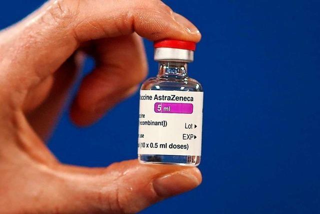 Astrazeneca beantragt Zulassung von Corona-Impfstoff in der EU