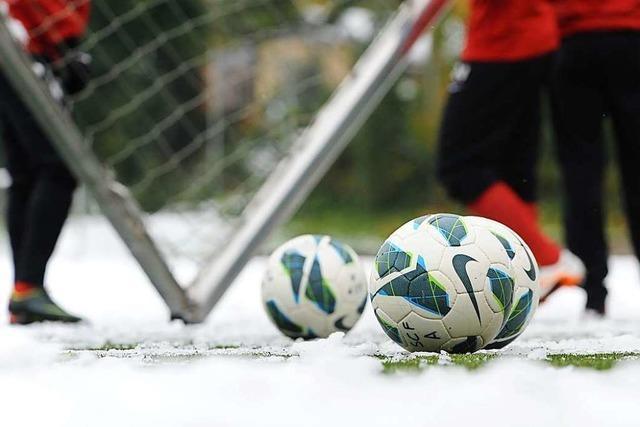 Spiel des SC Freiburg II in Homburg erneut abgesagt