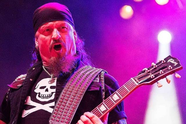 Der Fall Jon Schaffer: Wenn ein Gitarrenheld das Kapitol stürmt
