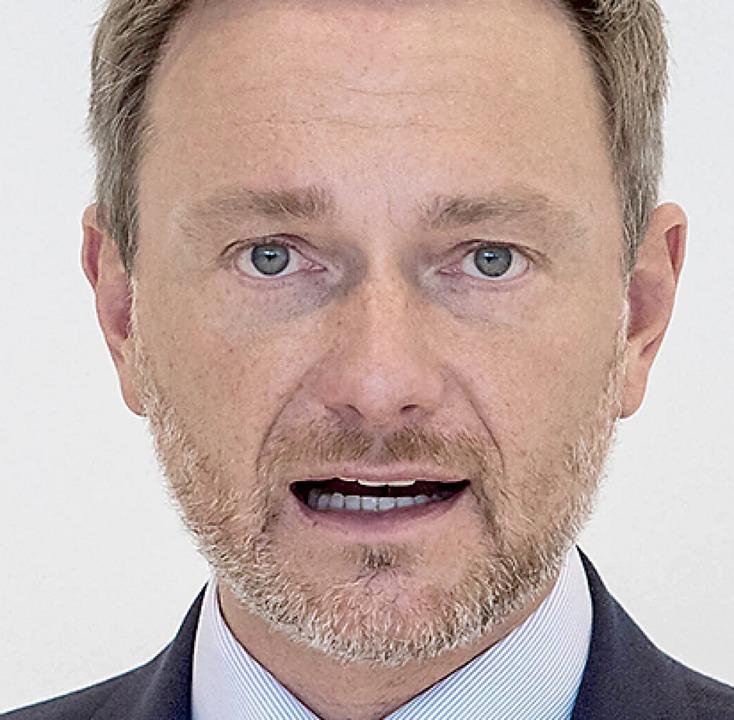Christian Lindner  | Foto: Christian Spicker via www.imago-images.de