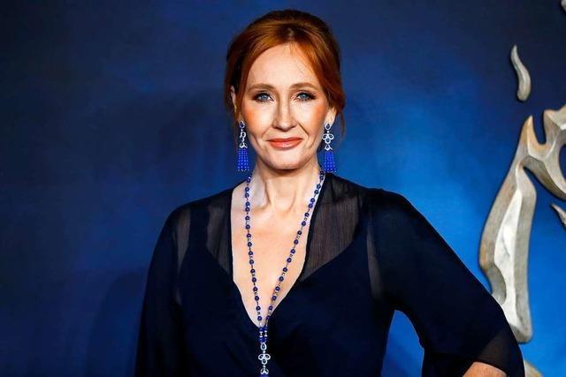 Joanne Rowling: Alte Vorwürfe, neuer Roman