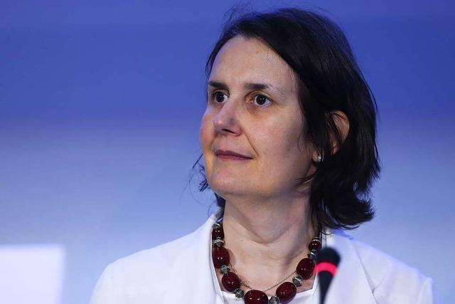 Gesundheitsdirektorin verteidigt Impfkurs der EU-Kommission