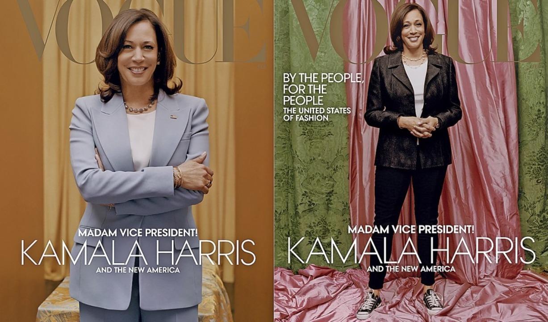Das Modemagazin steht wegen des Covers (rechts) in der Kritik.  | Foto: Tyler Mitchell (dpa)