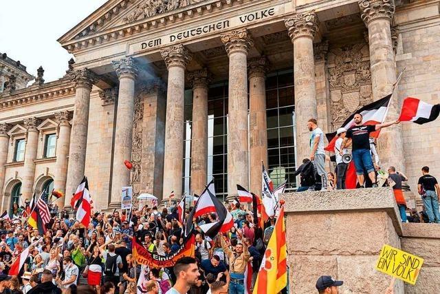 Der Bundestag ist ein Symbol der Freiheit – und darf nicht zur Festung werden