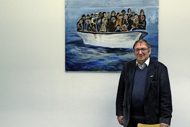 Nach drei Jahrzehnten beim Diakonischen Werk geht Jochen Pfisterer in Ruhestand