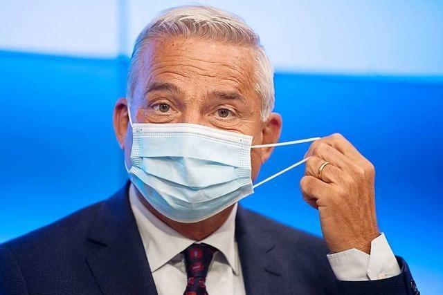 Innenminister Strobl fordert mehr Nutzung von FFP2-Masken im Land