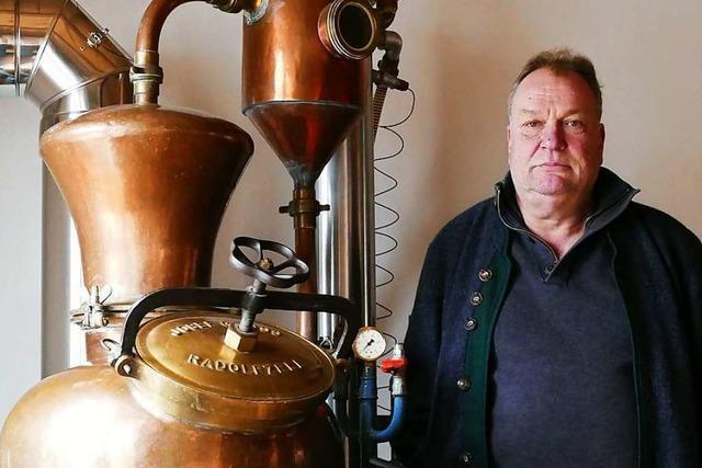Wehrer Bierbrauer glaubt auch in der Krise an Qualität und alte Freunde