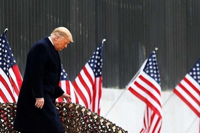 Trump steuert auf zweites Amtsenthebungsverfahren zu