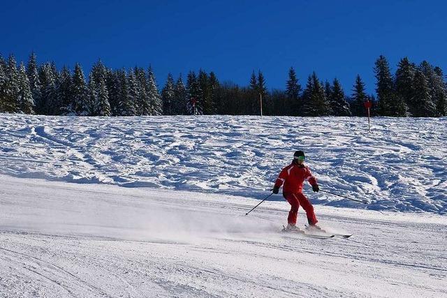 Im Corona-Winter gehören einem die Skipisten fast alleine