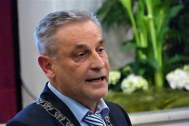Der Weggang von Hohbergs Bürgermeister Klaus Jehle ist das Ende einer Ära