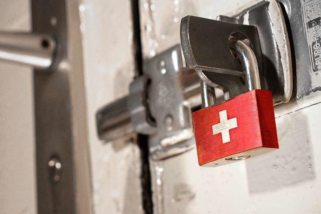 Die Schweiz geht in den Lockdown – zumindest für dortige Verhältnisse.  | Foto: eyegelb (stock.adobe.com)