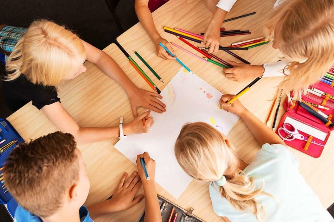 Besonders nachgefragt waren Kinderbetr...Ausbau der Kleinkindbetreuung im Land.  | Foto: Christian Schwier  (stock.adobe.com)