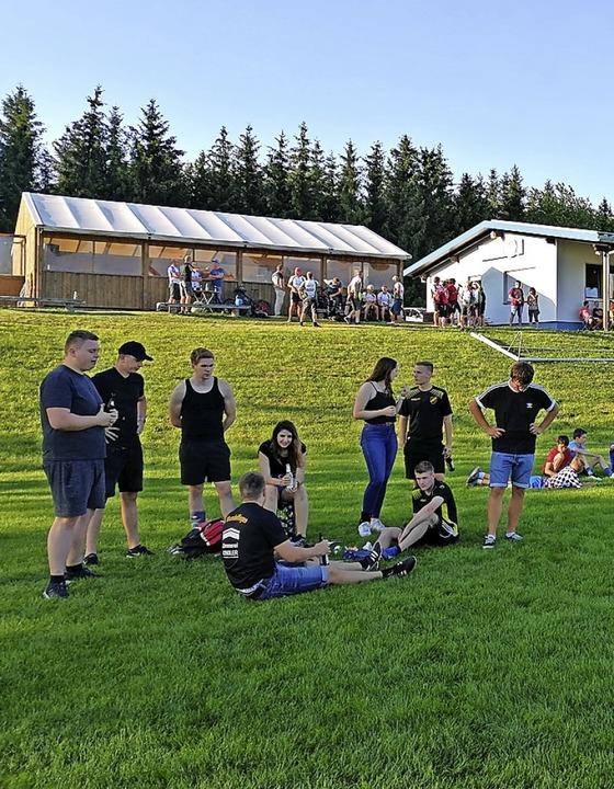 Im Sommer nutzte der SV Ewattingen die...inem Fest für willkommene Abwechslung.  | Foto: Stefan kech