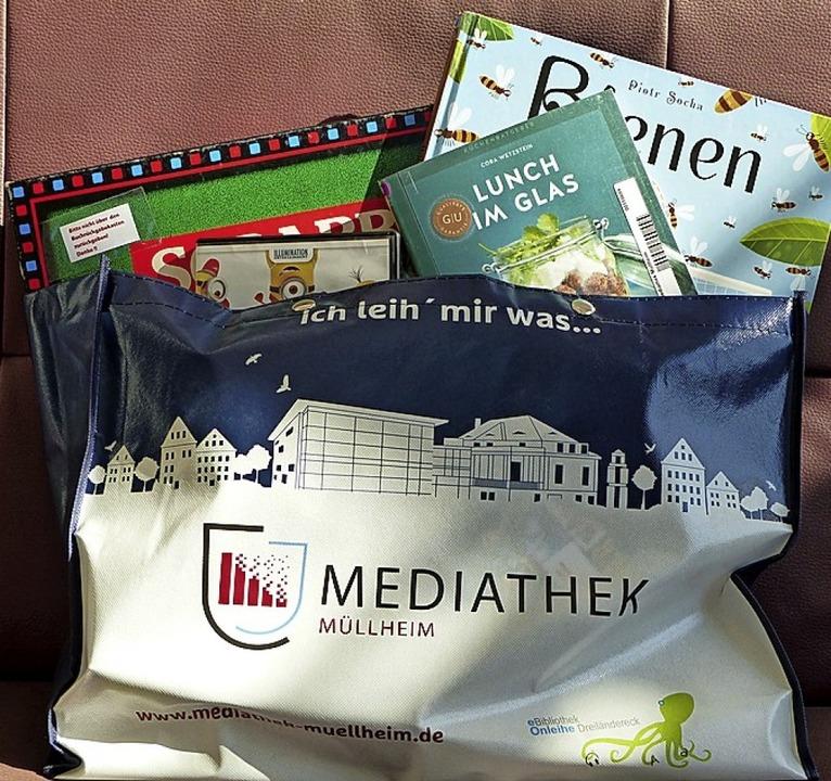Eine Abholtasche     Foto: Mediathek Müllheim