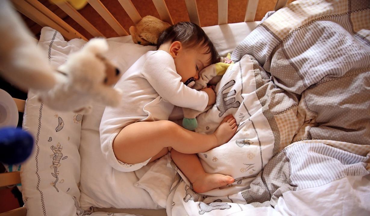 Weniger Babys als in den Vorjahren erb...mie spielte dabei durchaus eine Rolle.  | Foto: Mascha Brichta