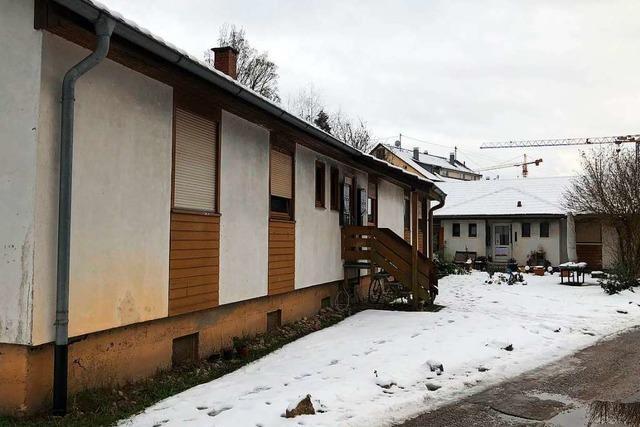 Die Obdachlosenunterkunft in Schopfheim muss geräumt werden