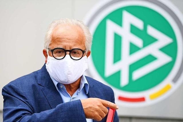 Der DFB – vom Virus des Misstrauens infiziert