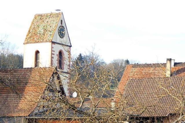 Ortschaftsrat Hauingen wurde über Turmsanierung nicht informiert