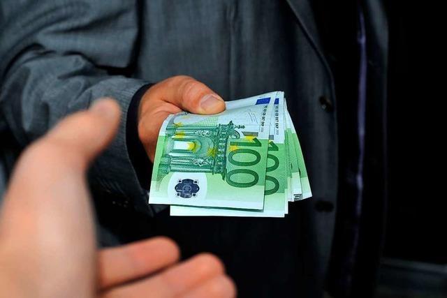 Razzia wegen Geldwäsche in Freiburg