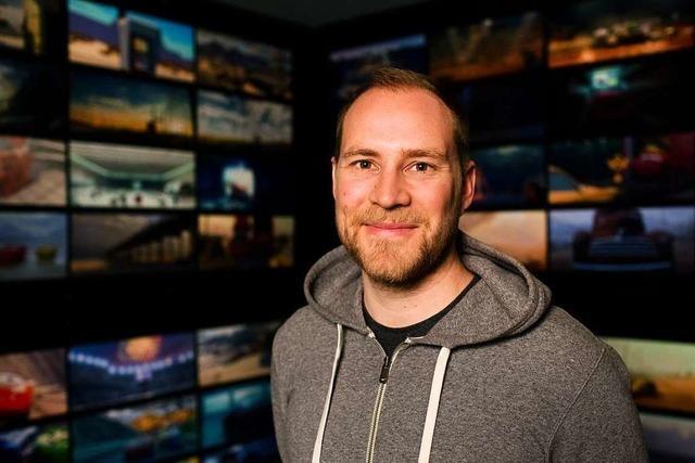 Ein Löffinger bringt Pixar-Figuren zum blinzeln