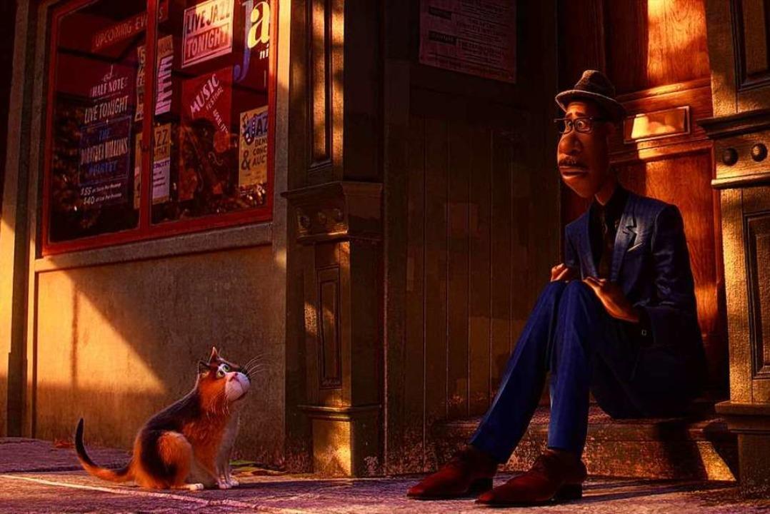 Szene aus dem Film Soul  | Foto: Pixar Animations Studio