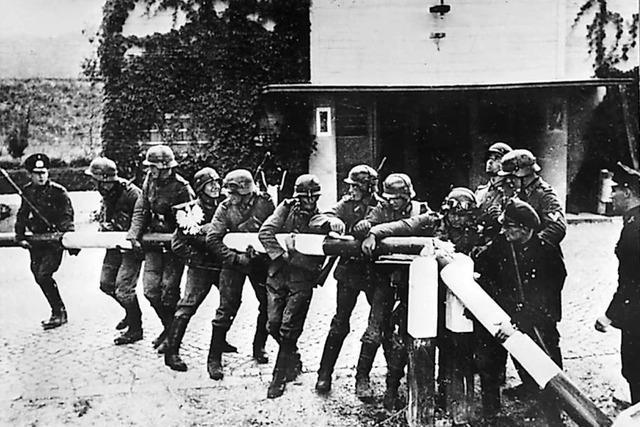Vom Rassismus zum Zweiten Weltkrieg