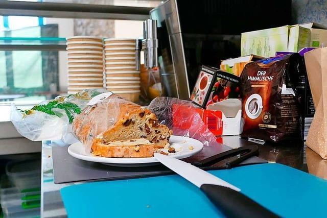 Corona-Pandemie verhindert regulären Start des Gratis-Cafés in Lörrach