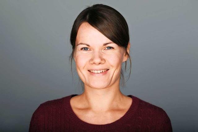 Nikola Vogt und Kathrin Blum betreuen das Dreisamtal für die BZ