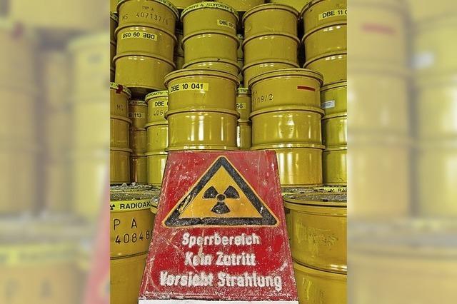 Standortsuche für Atomendlager