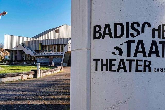 Am Badischen Staatstheater tobt ein Kulturkampf