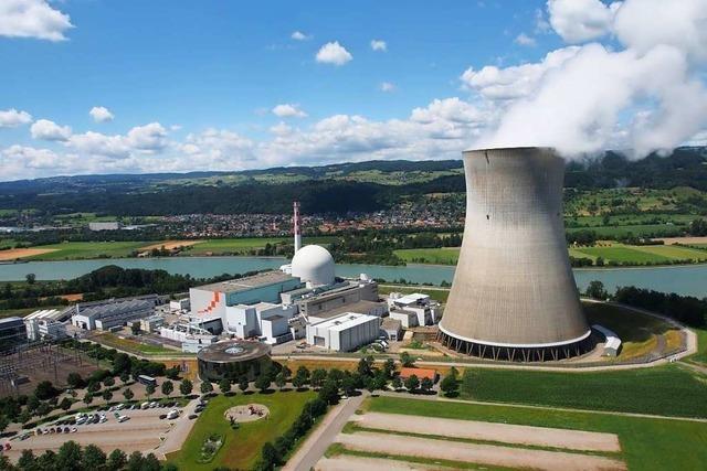 Kernkraftwerk Leibstadt steigert Stromproduktion