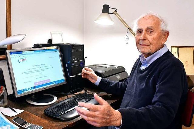 Senioren über Impftermin-Vergabe: