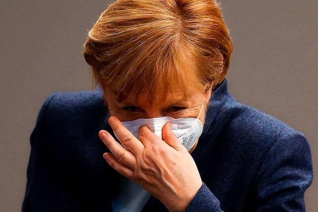 RKI rät zu härterem Lockdown – Merkel will Beratungen vorziehen