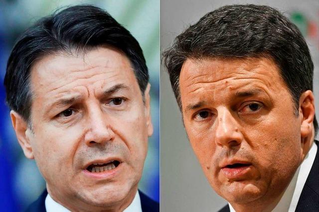 Lega-Chef Salvini wittert eine neue Chance