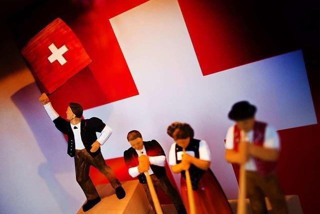 Ein Online-Kurs für Schweizerdeutsch gerät als