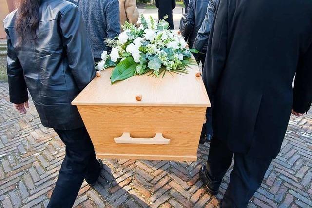 2020 wurden in Lörrach mehr Sterbefälle beurkundet