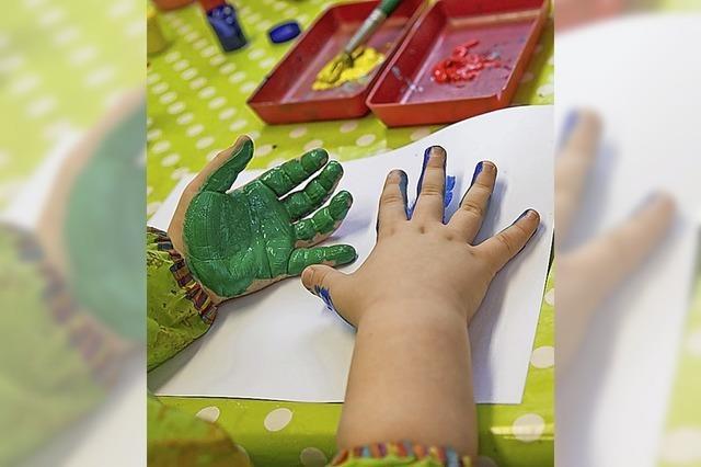 Kitas und Schulkinderbetreuung halten Angebot aufrecht