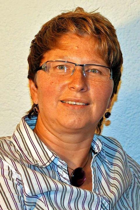 Elke Mackensen vom Vorstand des Musikvereins.    Foto: privat