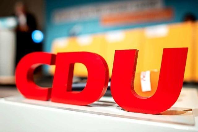 Liveticker vom CDU-Parteitag: Alle Themen, alle Reden