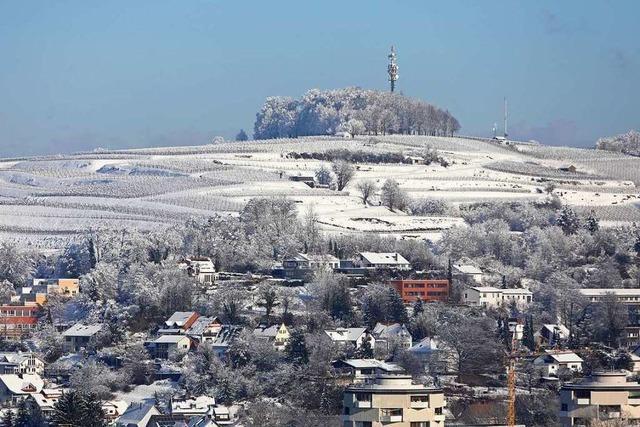 Der Winter in Lahr und Umgebung