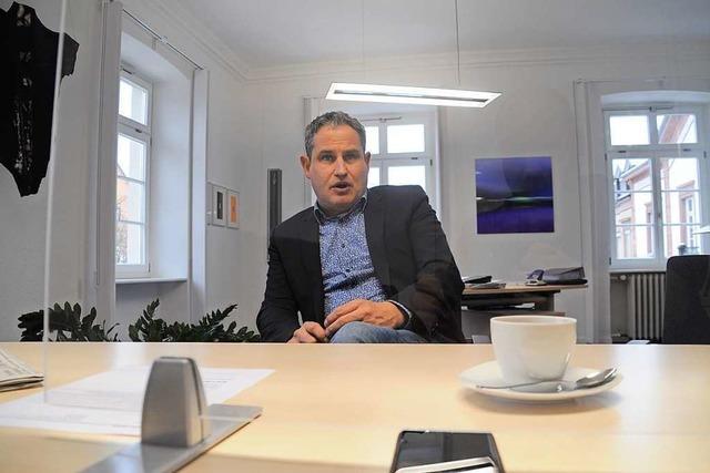 Schopfheims Bürgermeister über 2021: