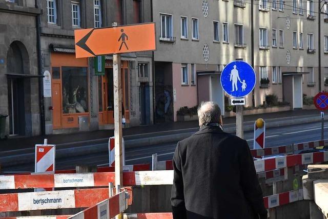 In Basel wird es in diesem Jahr zahlreiche Baustellen geben