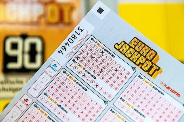 Millionengewinn für Lottospieler aus Lahr