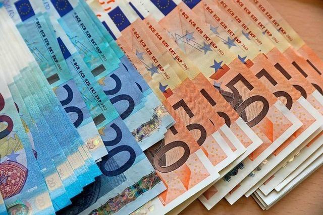 Kenzingen verabschiedet Haushalt mit Defizit von 1,19 Millionen Euro