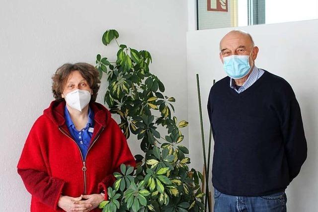 Im Seniorenzentrum Efringen-Kirchen ist der erste Einsatz des Impfteams beendet