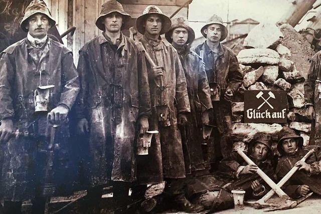 Das Grubenunglück von Buggingen erschütterte 1934 die Region