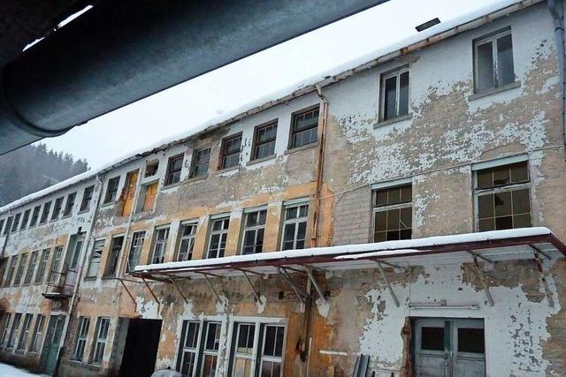 Die Zeit läuft ab für die alte Fabrik – das Metallwerk Todtnau soll weg